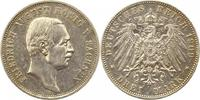 3 Mark 1909  E Sachsen Friedrich August III. 1904-1918. Winz. Kratzer, ... 22.88 US$ 20,00 EUR  +  4.58 US$ shipping