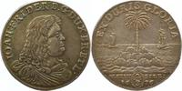 2/3 Taler Feinsilber 1676 Braunschweig-Calenberg-Hannover Johann Friedr... 337.51 US$ 295,00 EUR free shipping