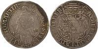 Taler 1539 Halberstadt, Bistum Albrecht von Brandenburg 1513-1545. Schö... 625,00 EUR kostenloser Versand