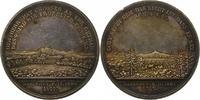 Silbermedaille 1822 Sachsen-Herrnhut, Gemeinde  Winz. Randfehler, vorzü... 325,00 EUR kostenloser Versand