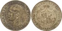 Taler 1858 Reuss-ältere Linie Heinrich XX. 1836-1859. Schöne Patina. Fa... 275,00 EUR kostenloser Versand