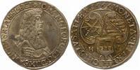1/3 Taler 1666 Sachsen-Albertinische Linie Johann Georg II. 1656-1680. ... 365,00 EUR kostenloser Versand