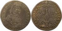 Taler 1642 Augsburg-Stadt  Winz. Henkelspur, sehr schön  325,00 EUR kostenloser Versand