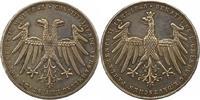 Doppelgulden 1848 Frankfurt-Stadt  Randfehler, fast vorzüglich  175,00 EUR  zzgl. 4,00 EUR Versand