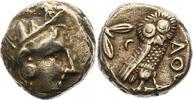 Tetradrachme 394 - 300 v. Chr Attica Stadt 4. Jrh. v. Chr.. AV dezentri... 375,00 EUR kostenloser Versand