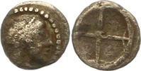 Obol um 480 v. Chr Sicilia unbek. Herrscher 5. Jrh. v. Chr.. Schön  125,00 EUR  zzgl. 4,00 EUR Versand