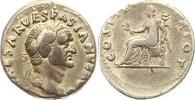 Denar  69-79 n. Chr. Kaiserzeit Vespasian 69-79. Rückseite leicht dezen... 65,00 EUR  zzgl. 4,00 EUR Versand