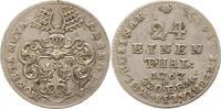 1/24 Taler 1767 Mühlhausen, Stadt  Sehr schön  45,00 EUR  zzgl. 4,00 EUR Versand