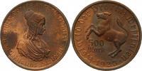 500 Mark 1923 Provinz Westfalen  Unregelmässige Patina. Vorzüglich  20,00 EUR  zzgl. 4,00 EUR Versand