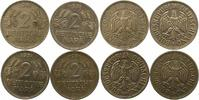 2 Mark 1951  D Münzen der Bundesrepublik Deutschland Mark 1945-2001. Se... 70,00 EUR  +  4,00 EUR shipping