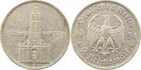2 Mark 1934  E Drittes Reich  Sehr schön  11,00 EUR  +  4,00 EUR shipping