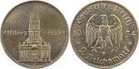 2 Mark 1934  J Drittes Reich  Zapponiert, sehr schön  12,00 EUR  +  4,00 EUR shipping