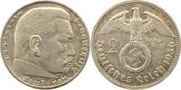 2 Mark 1936  G Drittes Reich  Sehr schön +  22,00 EUR  +  4,00 EUR shipping