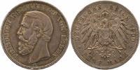 5 Mark 1900  G Baden Friedrich I. 1856-1907. Randfehler, sehr schön  45,00 EUR  +  4,00 EUR shipping