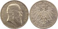 5 Mark 1907  G Baden Friedrich I. 1856-1907. Randfehler, Kratzer, sehr ... 35,00 EUR  +  4,00 EUR shipping