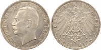 3 Mark 1912  G Baden Friedrich II. 1907-1918. Vorzüglich  25,00 EUR  +  4,00 EUR shipping