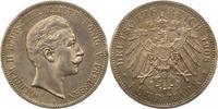 5 Mark 1908  A Preußen Wilhelm II. 1888-1918. Fast vorzüglich  30,00 EUR  +  4,00 EUR shipping