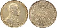 2 Mark 1913 Preußen Wilhelm II. 1888-1918. Vorzüglich +  18,00 EUR  +  4,00 EUR shipping
