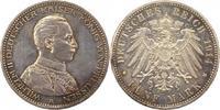 5 Mark 1914  A Preußen Wilhelm II. 1888-1918. Gereinigt, vorzüglich  38,00 EUR  +  4,00 EUR shipping