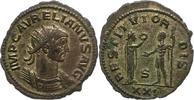 Antoninian  270-275 n. Chr. Kaiserzeit Aurelianus 270-275. Vorzüglich  55,00 EUR  +  4,00 EUR shipping
