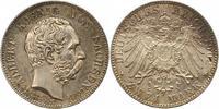 2 Mark 1902  E Sachsen Albert 1873-1902. Vorzüglich +  75,00 EUR  +  4,00 EUR shipping