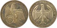 3 Mark 1929  A Weimarer Republik  Erstabschlag. Fast Stempelglanz  135,00 EUR  +  4,00 EUR shipping