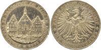 Taler 1863 Frankfurt-Stadt  Winz. Randfehler, sehr schön - vorzüglich  150,00 EUR  +  4,00 EUR shipping