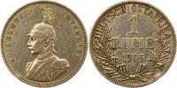 Rupie 1905  A Deutsch Ostafrika  Randfehler, sehr schön  55,00 EUR  +  4,00 EUR shipping