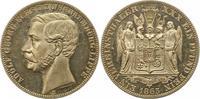 Taler 1865  B Schaumburg-Lippe Adolf Georg 1860-1893. Prachtexemplar. W... 475,00 EUR kostenloser Versand