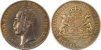 Taler 1866  A Anhalt-Dessau Leopold Friedrich 1817-1871. Sehr schön  125,00 EUR  zzgl. 4,00 EUR Versand