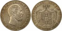 Taler 1860 Lippe, Grafschaft Paul Friedrich Emil Leopold 1851-1875. Seh... 125,00 EUR  zzgl. 4,00 EUR Versand