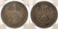 Doppelgulden 1848 Frankfurt-Stadt  NGC AU 58  224.22 US$ 200,00 EUR  +  4.48 US$ shipping