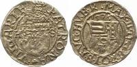 Denar 1575  HS Ungarn Maximilian II. 1564-1576. Sehr schön  45,00 EUR  + 4,00 EUR frais d'envoi