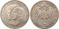 3 Mark 1914  A Anhalt Friedrich II. 1904-1918. Vorzüglich  70,00 EUR  zzgl. 4,00 EUR Versand