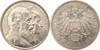5 Mark 1906 Baden Friedrich I. 1856-1907. Vorzüglich +  175,00 EUR  + 4,00 EUR frais d'envoi