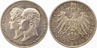 2 Mark 1904  A Mecklenburg-Schwerin Friedrich Franz IV. 1897-1918. Geri... 75,00 EUR  + 4,00 EUR frais d'envoi