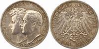 3 Mark 1910  A Sachsen-Weimar-Eisenach Wilhelm Ernst 1901-1918. Winz. R... 72,00 EUR  + 4,00 EUR frais d'envoi