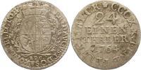 1/24 Taler 1764 Sachsen-Albertinische Linie Friedrich August III. 1763-... 17,00 EUR  + 4,00 EUR frais d'envoi