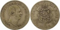 Taler 1840  A Braunschweig-Calenberg-Hannover Ernst August 1837-1851. S... 75,00 EUR  plus 4,00 EUR verzending