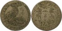 Ort 1760 Danzig, Stadt August III. 1733-1763. Knapp sehr schön  195,00 EUR  plus 4,00 EUR verzending