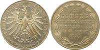 Doppelgulden 1849 Frankfurt-Stadt  Minimal gereinigt, vorzüglich +  162.56 US$ 145,00 EUR  +  4.48 US$ shipping