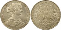 Taler 1860 Frankfurt-Stadt  Vorzüglich - Stempelglanz  165,00 EUR  plus 4,00 EUR verzending