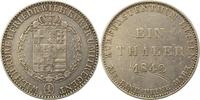 Taler 1842 Hessen-Kassel Kurf. Wilhelm II. u. Friedrich Wilhelm 1831-18... 44.84 US$ 40,00 EUR  +  4.48 US$ shipping
