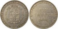 Taler 1842 Hessen-Kassel Kurf. Wilhelm II. u. Friedrich Wilhelm 1831-18... 40,00 EUR  plus 4,00 EUR verzending