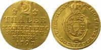 2 Taler Gold 1797 Mecklenburg-Schwerin Friedrich Franz I. 1785-1837. Ge... 476.47 US$ 425,00 EUR free shipping