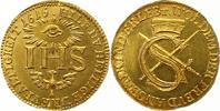 Sophiendukat Gold 1616 Sachsen-Albertinische Linie Johann Georg I. 1615... 644.63 US$ 575,00 EUR free shipping