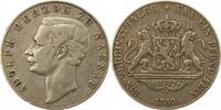 Taler 1859 Nassau Adolph 1839-1866. Randfehler, sehr schön  95.29 US$ 85,00 EUR  +  4.48 US$ shipping