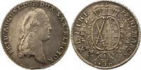 1/3 Taler 1787 Sachsen-Albertinische Linie Friedrich August III. 1763-1... 162.56 US$ 145,00 EUR  +  4.48 US$ shipping