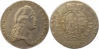 Taler 1788 Sachsen-Albertinische Linie Friedrich August III. 1763-1806.... 128.93 US$ 115,00 EUR  +  4.48 US$ shipping
