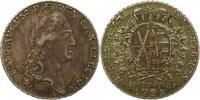 Ausbeutetaler 1789 Sachsen-Albertinische Linie Friedrich August III. 17... 297.09 US$ 265,00 EUR free shipping